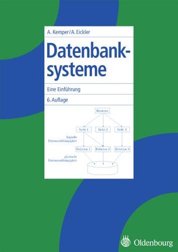 Ubungsbuch Datenbanksysteme  by  Alfons Kemper