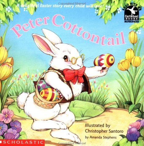 Peter Cottontail  by  Amanda Stephens