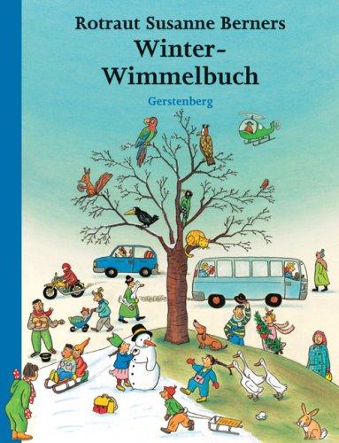 Winter-Wimmelbuch Rotraut Susanne Berner