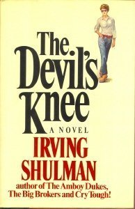 The Devils Knee  by  Irving Shulman
