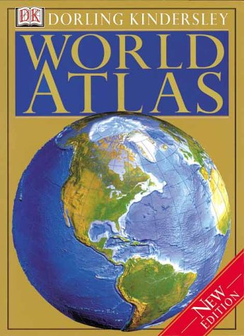 DK World Atlas  by  DK Publishing