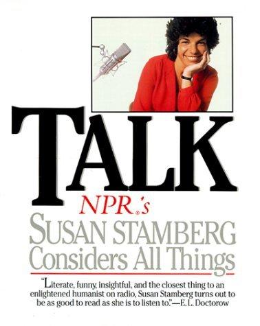 Talk: NPRs Susan Stamberg Considers All Things Susan Stamberg