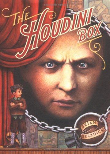 The Houdini Box Brian Selznick
