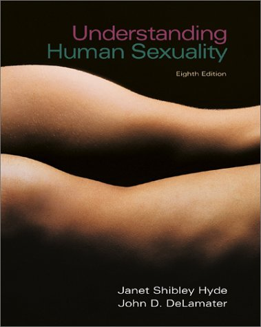 UNDERSTANDING HUMAN SEXUALITY Janet Shibley Hyde