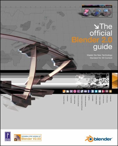 The Official Blender 2.0 Guide W/CD [With CDROM]  by  Sven Wouters
