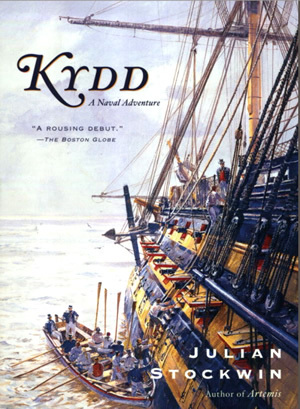 Offizier des Königs (Kydd Sea Adventures, #5)  by  Julian Stockwin