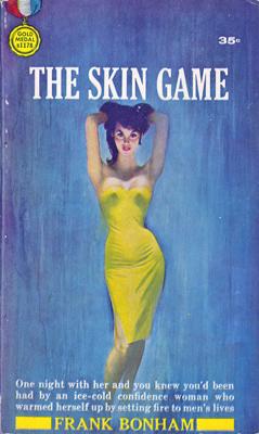 The Skin Game Frank Bonham
