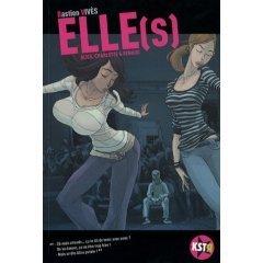 Elle(s): Alice, Charlotte et Renaud  by  Bastien Vivès