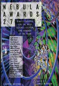 Nebula Awards Twenty-Seven James K. Morrow