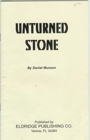 Unturned Stone Daniel Munson