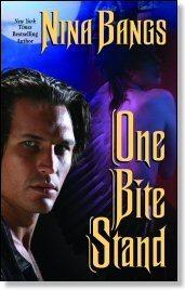 One Bite Stand (Mackenzie Vampires, #4)  by  Nina Bangs