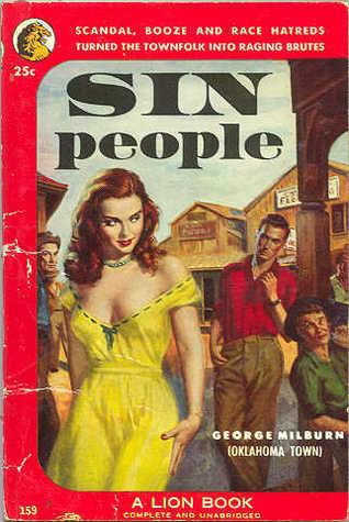 Sin People George Milburn