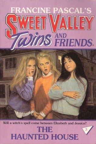 The Haunted House (Sweet Valley Twins, #3)  by  Francine Pascal