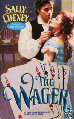 The Wager  by  Sally Cheney