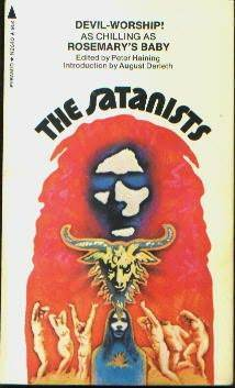 The Satanists  by  Peter Haining