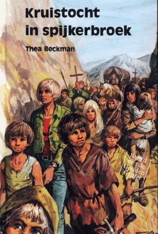 Hasse Simonsdochter Thea Beckman