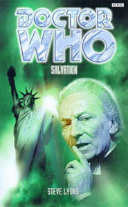 Doctor Who: Salvation  by  Steve Lyons