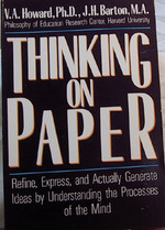 Thinking on Paper V.A. Howard