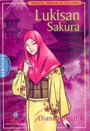 Lukisan Sakura Diana Roswita