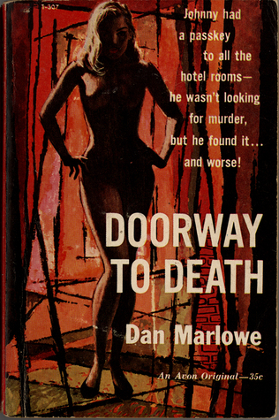 Doorway to Death  by  Dan J. Marlowe