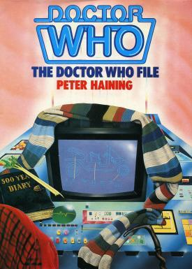 The Doctor Who File  by  Peter Haining