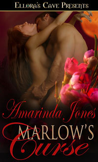 Marlows Curse (Shades #2)  by  Amarinda Jones