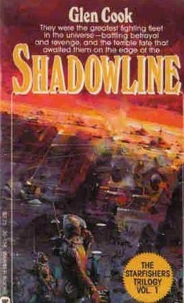 Shadowline (Starfishers Trilogy, #1) Glen Cook