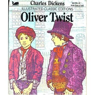 Oliver Twist  by  Marian Leighton