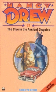 The Clue In The Ancient Disguise Carolyn Keene