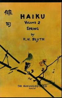 Haiku  by  R.H. Blyth