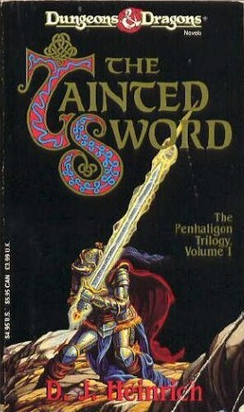 The Tainted Sword D.J. Heinrich