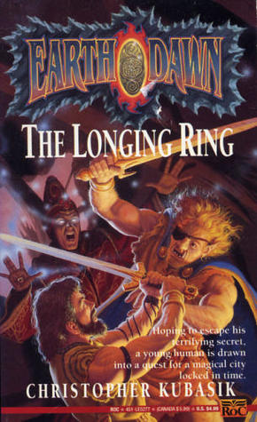The Longing Ring  by  Christopher Kubasik