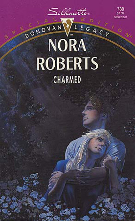 Charmed (Donovans, #3)  by  Nora Roberts