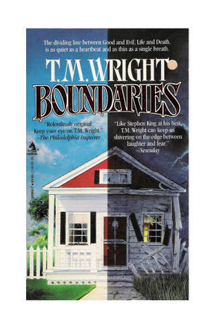 Boundaries  by  T.M. Wright
