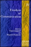 Freedom of Communication  by  Tom D. Campbell