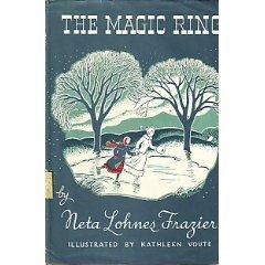 The Magic Ring (Rhoda Rebecca Sperry, #4)  by  Neta Lohnes Frazier