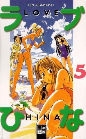 Love Hina Bd. 05  by  Ken Akamatsu