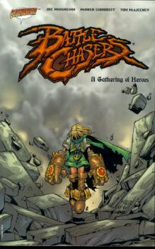 Battle Chasers: A Gathering of Heroes Joe Madureira