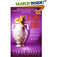 A Penny Urned (Den of Antiquity Mystery, #7) Tamar Myers