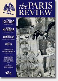 The Paris Review, 184 The Paris Review