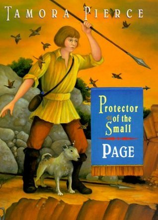 Page (Protector of the Small, #2) Tamora Pierce