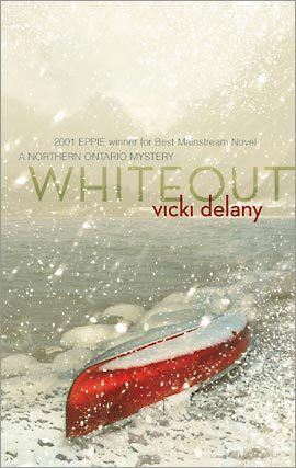 Whiteout  by  Vicki Delany