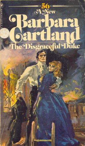 The Disgraceful Duke Barbara Cartland