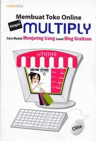 Membuat Toko Online dengan Multiply  by  Ollie