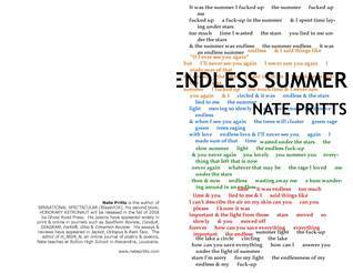 Endless Summer  by  Nate Pritts
