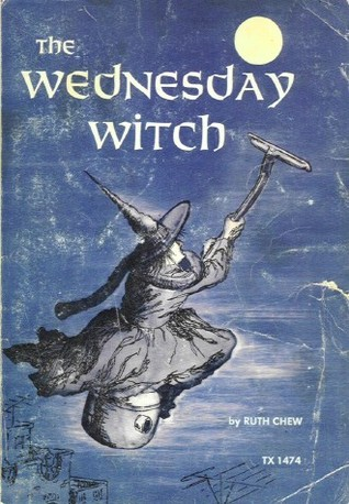 The Wednesday Witch Ruth Chew