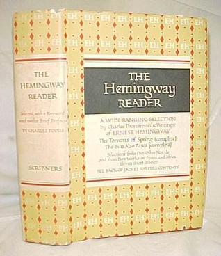 The Hemingway Reader Ernest Hemingway