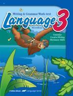 Language 3 A Beka Book