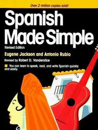 Spanish Made Simple Eugene Jackson