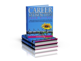 Career Satisfaction From Within Christopher R. Edgar
